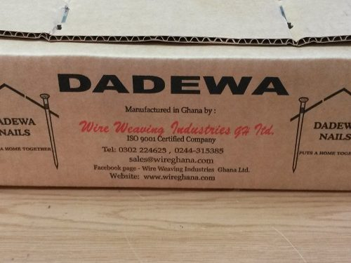 dadewa nails wire ghana