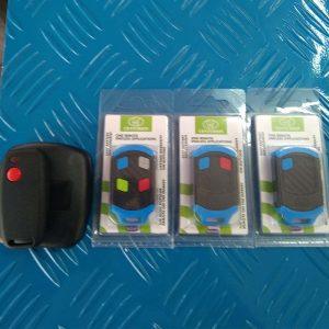 Centurion_1_2_4_Button Remote Controls